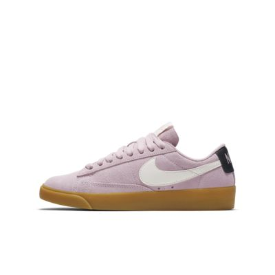 buy popular dc68e ab55e Chaussure Nike Femme Suede Blazer Be Pour Low rrdpq