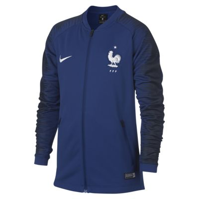 FFF Anthem Older Kids' Football Jacket