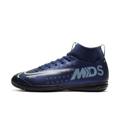 Halowe buty piłkarskie dla małych / dużych dzieci Nike Jr. Mercurial Superfly 7 Academy MDS IC