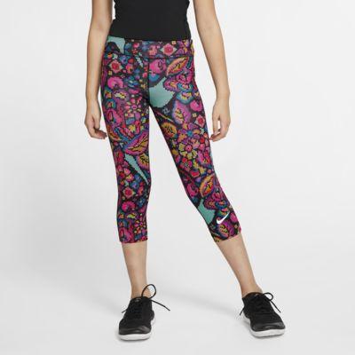Capri legíny Nike One pro větší děti (dívky)