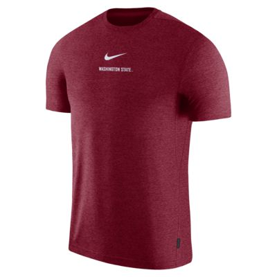 Nike College Dri-FIT Coach (Washington State) Men's Short-Sleeve Top