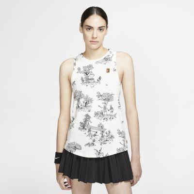 เสื้อกล้ามเทนนิสผู้หญิง NikeCourt