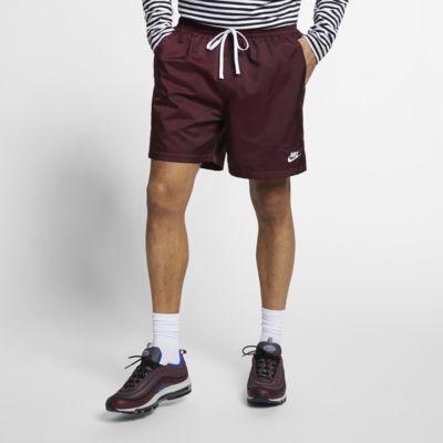 Męskie spodenki z tkaniny Nike Sportswear