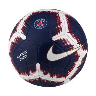 Paris Saint-Germain Strike Football