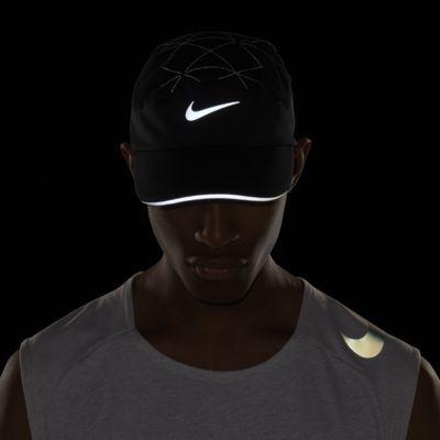 Nike AeroBill Tailwind 可调节跑步运动帽
