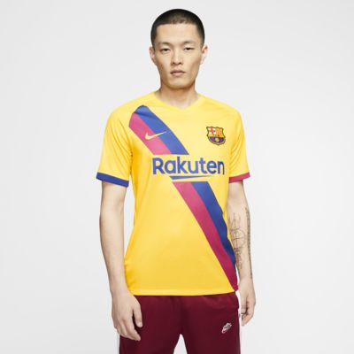 FC Barcelona 2019/20 Stadium Away Soccer Jersey