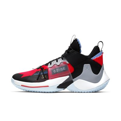 "Jordan ""Why Not?"" Zer0.2 SE PF 男款籃球鞋"