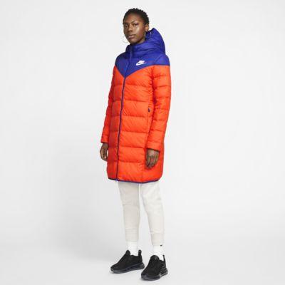 Parka para mujer Nike Sportswear Windrunner Down-Fill