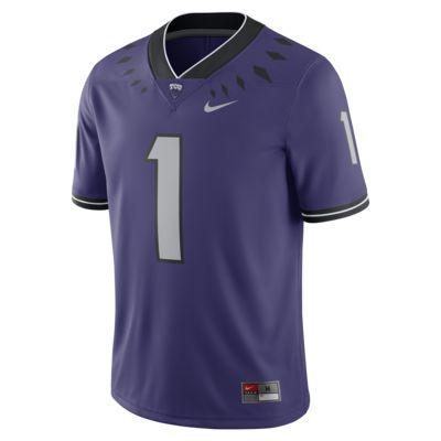 Nike College Dri-FIT Game (TCU) Men's Football Jersey