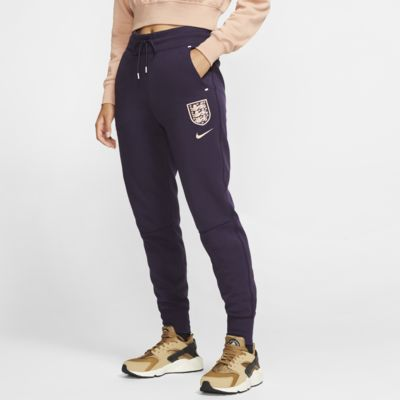 Pantalones de fútbol para mujer England Tech Fleece