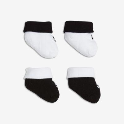 Carapins Nike Futura para bebé (2 pares)