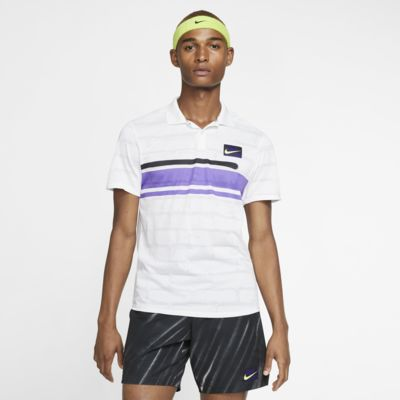 Polo da tennis NikeCourt Advantage - Uomo