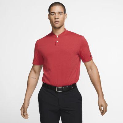 Polo de golf para hombre Nike AeroReact Tiger Woods Vapor