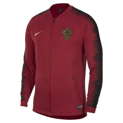 Portugal Anthem Men's Soccer Jacket. Nike.Com by Nike