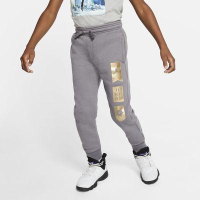 Φλις παντελόνι φόρμας Jordan για μικρά παιδιά