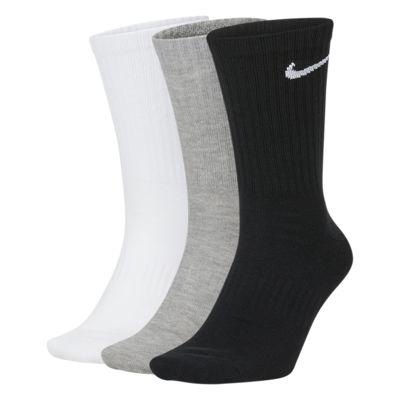 Pánské lehké středně vysoké tréninkové ponožky Nike Everyday (3 páry)