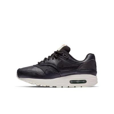 Nike Air Max 1 Premium Embroidered Schuh für ältere Kinder