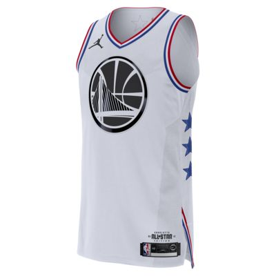 Stephen Curry All-Star Edition Authentic Jordan NBA Connected Jersey 男子球衣