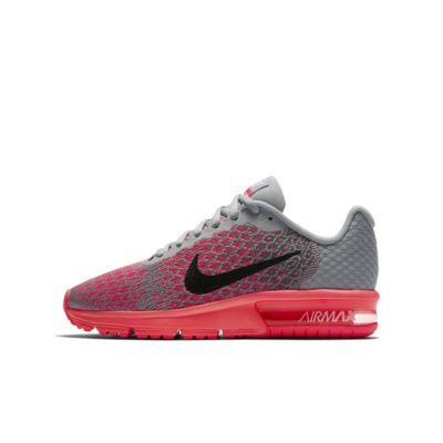 Calzado de running para niños talla grande Nike Air Max Sequent 2