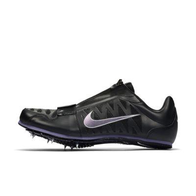 Шиповки унисекс для прыжков Nike Zoom LJ 4, Черный/Белый/Stellar Indigo/Indigo Fog, 23784126, 12720346  - купить со скидкой