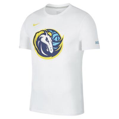 Nike 2019 HBL Shanghai SADDLE UP 耐克高中篮球联赛男子篮球T恤