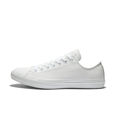Converse Chuck Taylor All Star Mono Leather Low Top Unisex Shoe