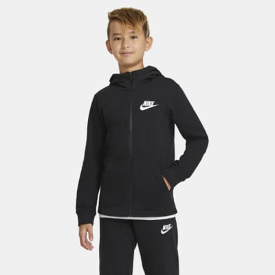Nike Sportswear Older Kids' (Boys') Full-Zip Hoodie