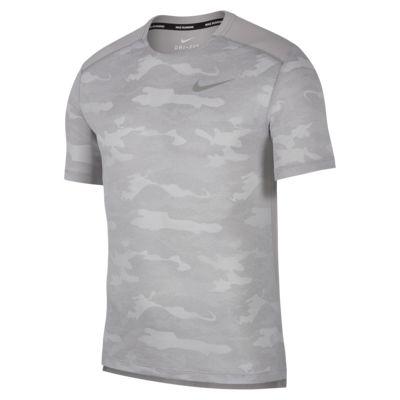 Nike TechKnit 男子短袖跑步上衣