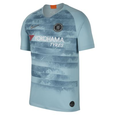 2018/19 Chelsea FC Stadium Third 男款足球 Connected Jersey