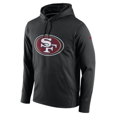 Sudadera con capucha sin cierre para hombre Nike Circuit Logo Essential (NFL 49ers)