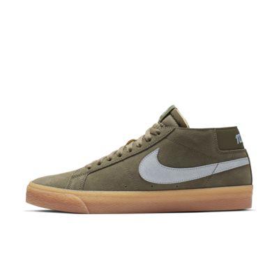 Chaussure de skateboard Nike SB Zoom Blazer Chukka pour Homme
