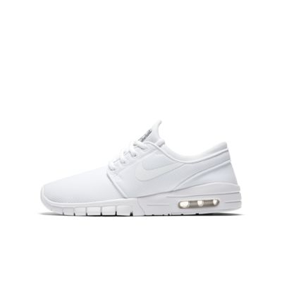 Купить Обувь для скейтбординга школьников Nike SB Stefan Janoski Max