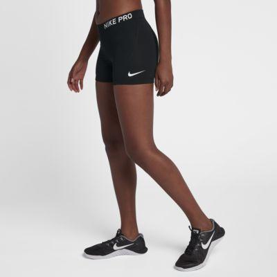 กางเกงเทรนนิ่งขาสั้น 3 นิ้วผู้หญิง Nike Pro