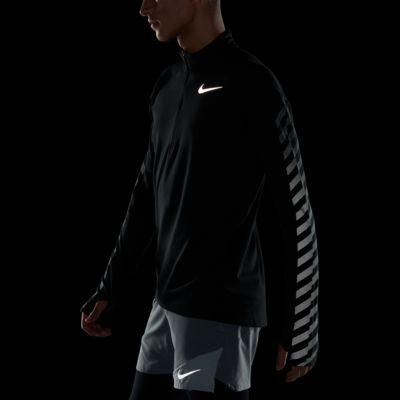 Långärmad löpartröja Nike Flash för män