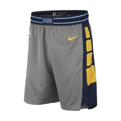 Memphis Grizzlies City Edition Swingman Men's Nike NBA Shorts