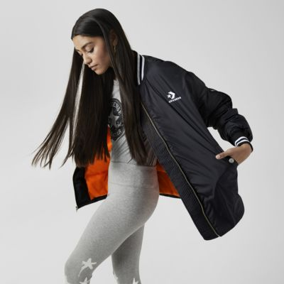 Converse Oversized MA-1 Down Fill Women's Jacket