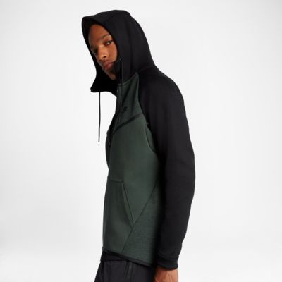 Sweat à capuche entièrement zippé Nike Sportswear Tech Fleece Windrunner pour Homme