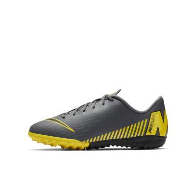 Футбольные бутсы для игры на газоне для дошкольников/школьников Nike Jr. MercurialX Vapor XII Academy