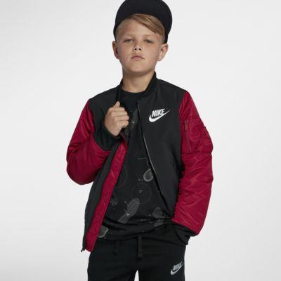 Nike Sportswear Big Kids' Varsity Jacket