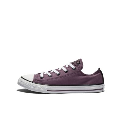 Converse Chuck Taylor All Star Seasonal Color Low Top Big Kids' Shoe