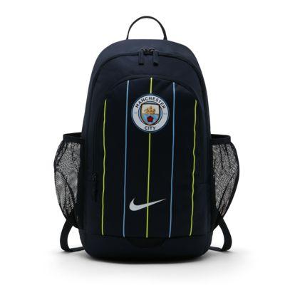 Manchester City FC Stadium Football Backpack