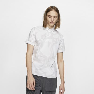 Nike SB Skateboard-Poloshirt mit Print