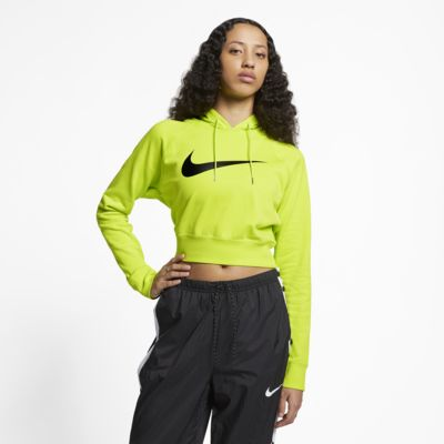 new concept b9d9a 61734 Nike Capuche Molleton Sportswear Swoosh En Sweat Court Femme À Pour  PwqyW466f