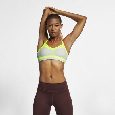 Nike Flyknit Indy 女子中强度支撑运动内衣