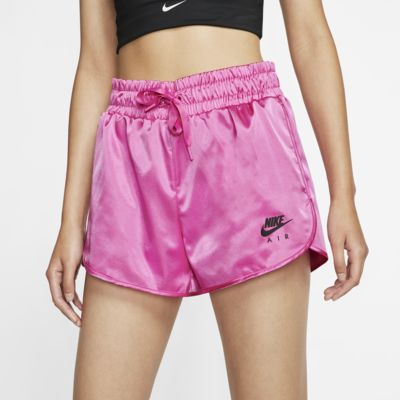 Nike Air Satijnen damesshorts