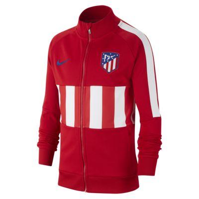 Chamarra para niños talla grande Atlético de Madrid