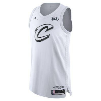Мужское джерси Jordan НБА LeBron James All-Star Edition Authentic Jersey с технологией NikeConnect  - купить со скидкой