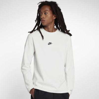 Мужской свитшот с длинным рукавом Nike Sportswear Tech Pack