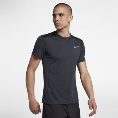 Nike Dri-FIT Miler Cool Men's Short-Sleeve Running Top