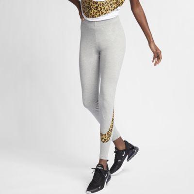 Dámské legíny Nike Sportswear se zvířecím potiskem